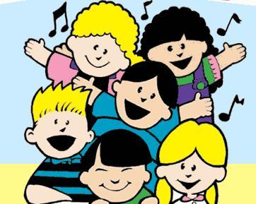 Музыкальные детские игры музыкальные