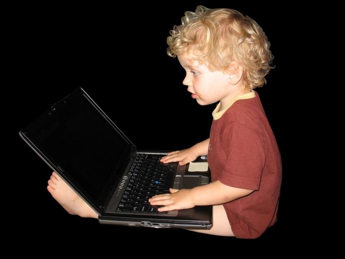 детские игры для знакомства с компьютером